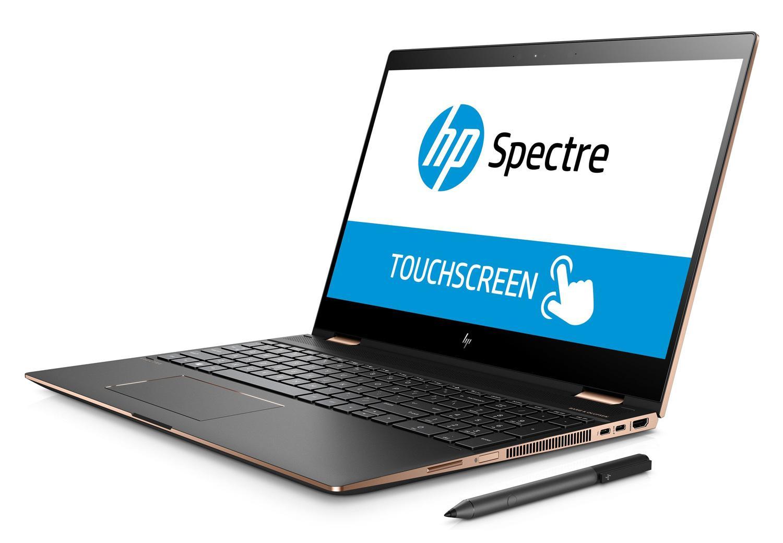 Ordinateur portable HP Spectre x360 15-ch000nf Cendre 4K tactile - MX150 - photo 4
