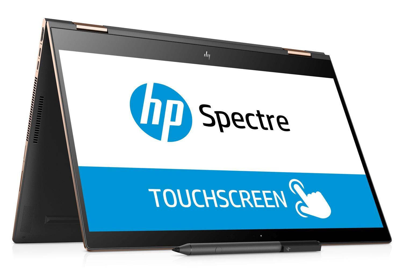 Ordinateur portable HP Spectre x360 15-ch000nf Cendre 4K tactile - MX150 - photo 5