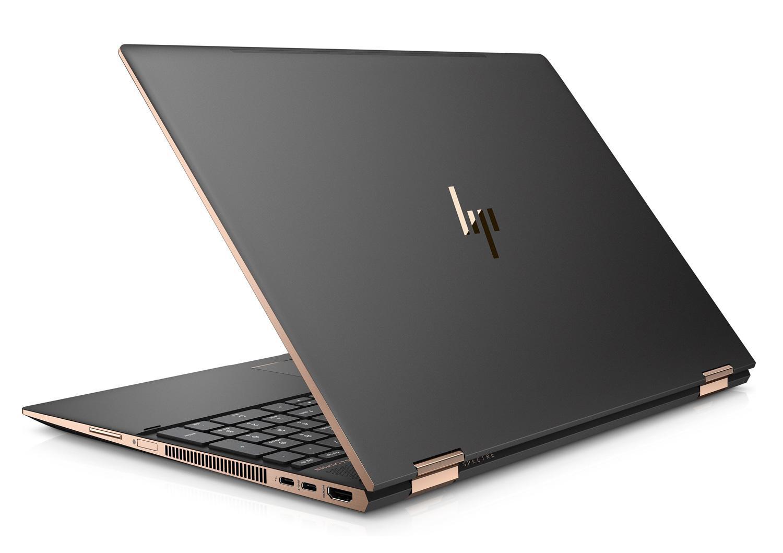 Ordinateur portable HP Spectre x360 15-ch000nf Cendre 4K tactile - MX150 - photo 6
