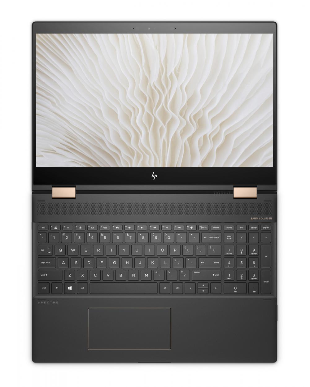 Ordinateur portable HP Spectre x360 15-ch000nf Cendre 4K tactile - MX150 - photo 7
