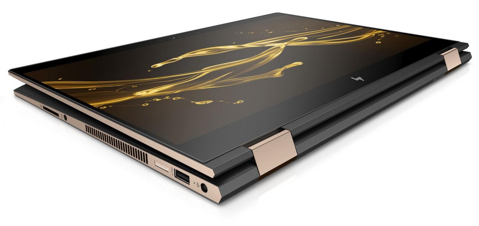 Ordinateur portable HP Spectre x360 15-ch000nf Cendre 4K tactile - MX150 - photo 9