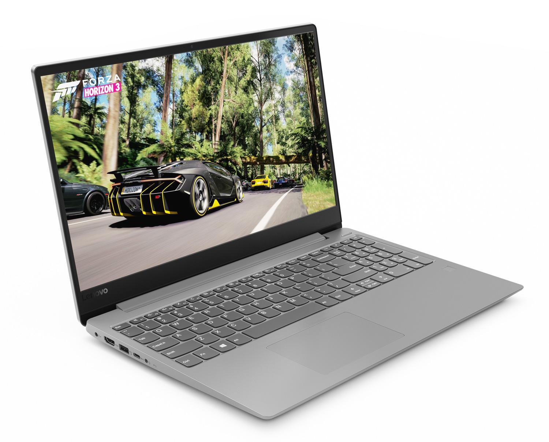 Image du PC portable Lenovo IdeaPad 330S-15IKB (81F501ASFR) Argent - IPS, Kaby Refresh