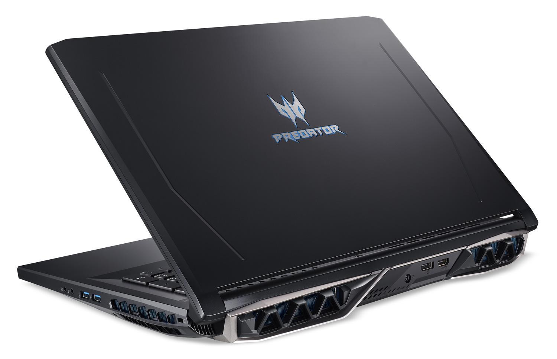 Ordinateur portable Acer Predator Helios 500 PH517-51-72EC Noir - GTX 1070 144Hz G-Sync - photo 4