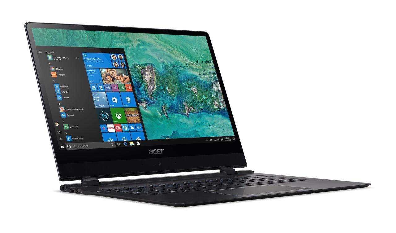 Ordinateur portable Acer Swift 7 SF714-51T-M40T Noir Tactile - 4G - photo 2