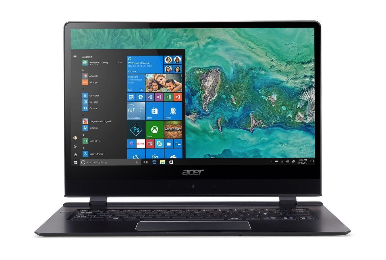 Ordinateur portable Acer Swift 7 SF714-51T-M40T Noir Tactile - 4G - photo 3