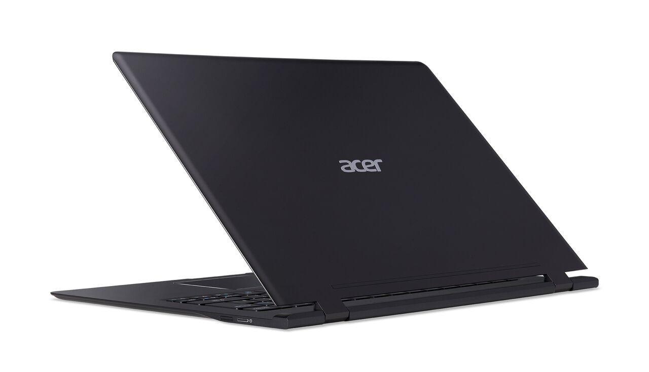 Ordinateur portable Acer Swift 7 SF714-51T-M40T Noir Tactile - 4G - photo 4