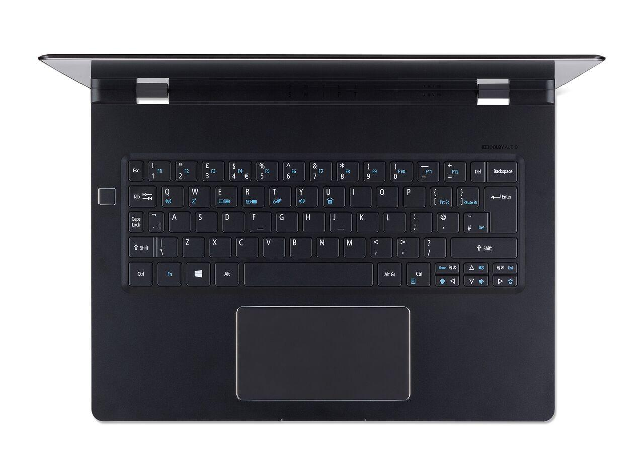 Ordinateur portable Acer Swift 7 SF714-51T-M40T Noir Tactile - 4G - photo 5