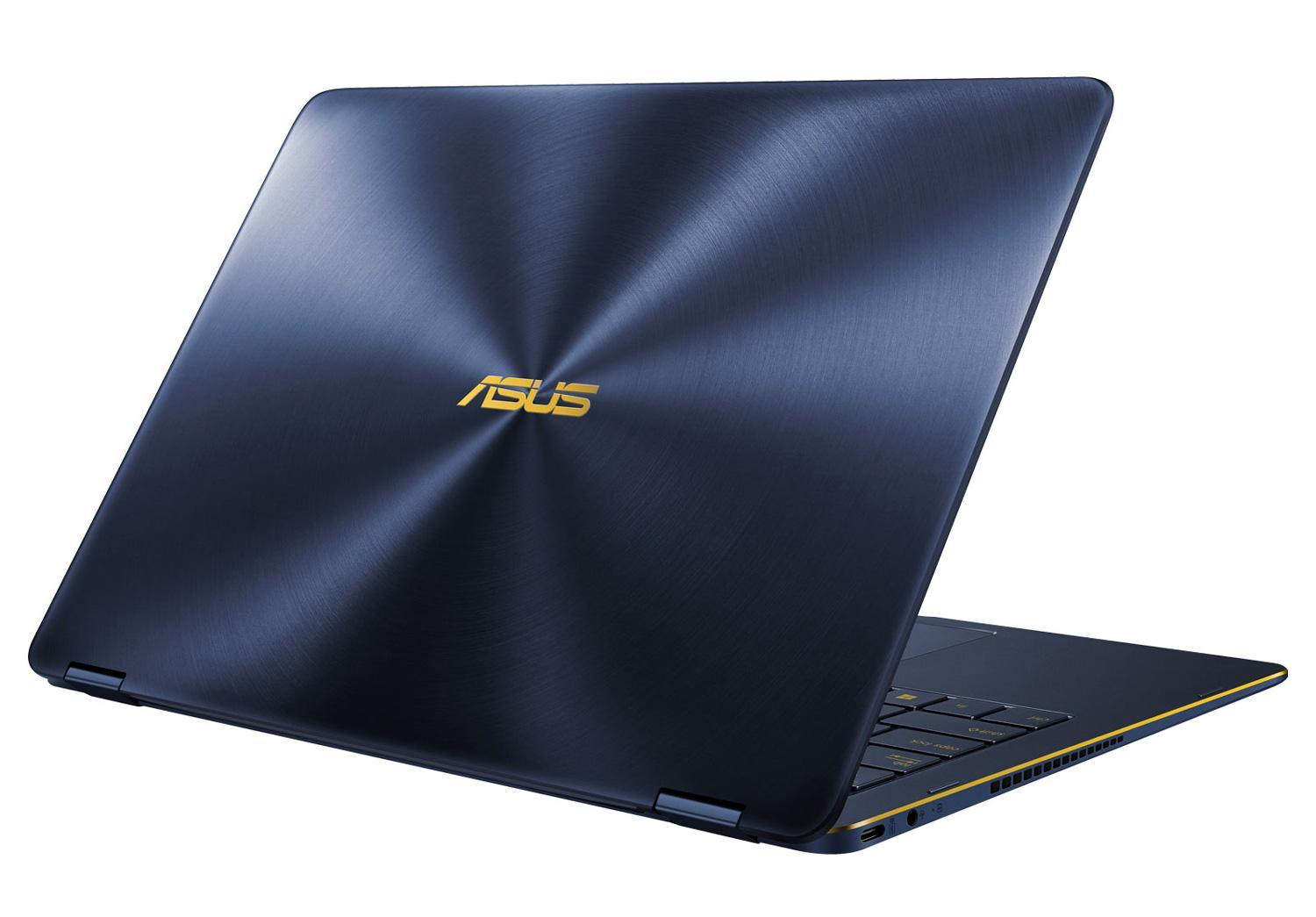 Ordinateur portable Asus ZenBook Flip S UX370UA-EA384T Noir SSD tactile 4K - photo 2