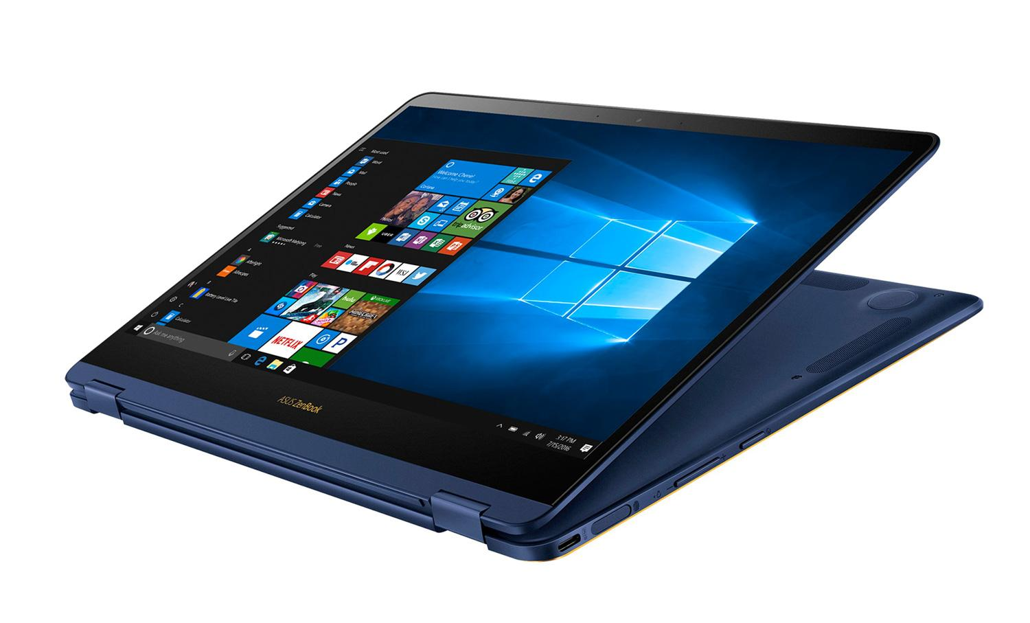 Ordinateur portable Asus ZenBook Flip S UX370UA-EA384T Noir SSD tactile 4K - photo 5