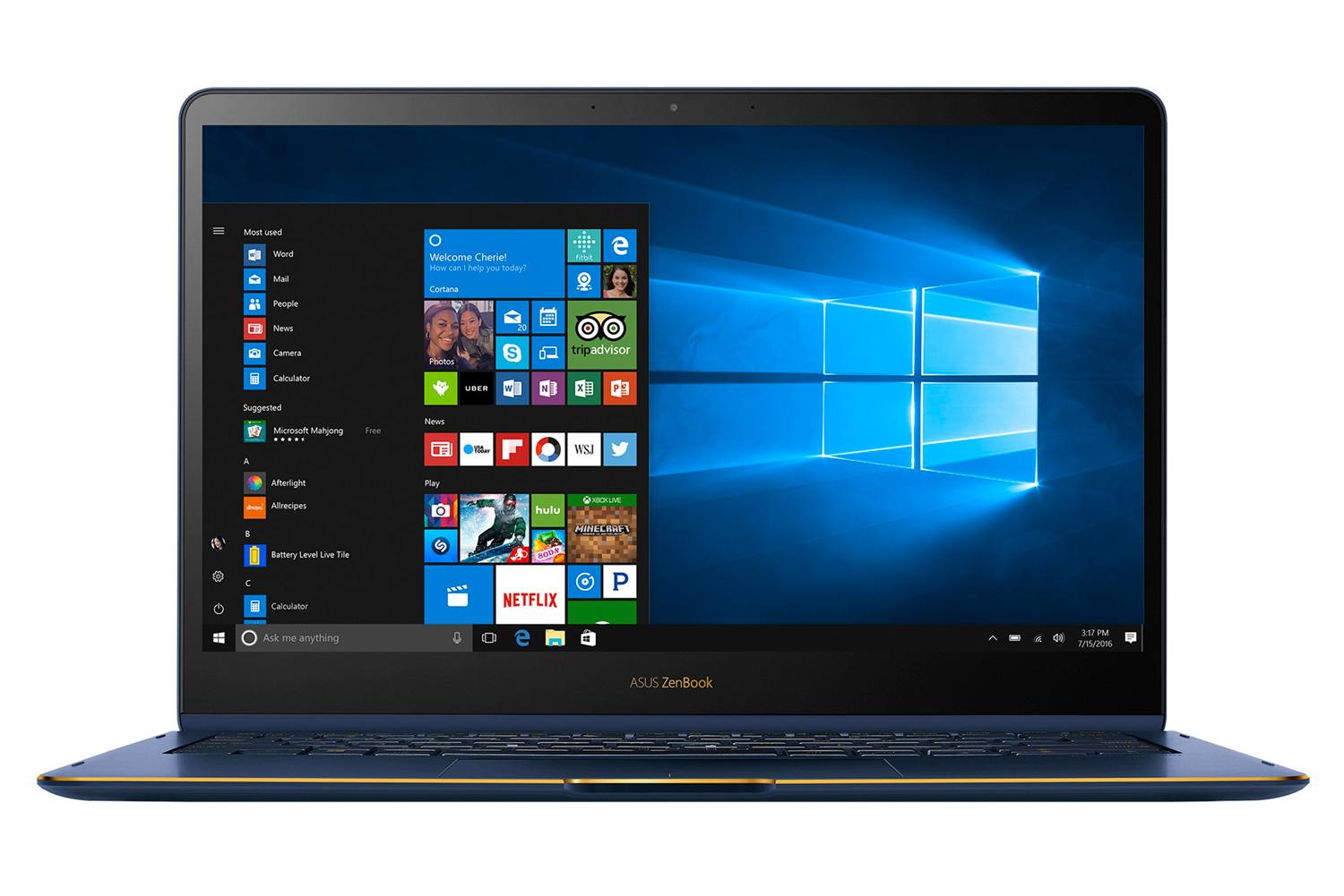 Ordinateur portable Asus ZenBook Flip S UX370UA-EA384T Noir SSD tactile 4K - photo 9