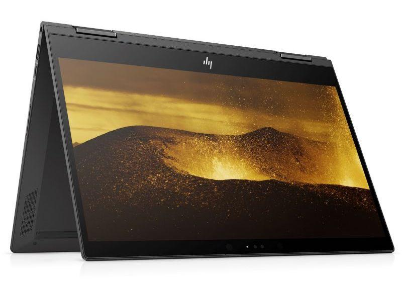 Image du PC portable HP Envy x360 13-ag0000nf Noir tactile - AMD Ryzen 5