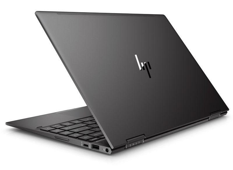 Ordinateur portable HP Envy x360 13-ag0000nf Noir tactile - AMD Ryzen 5 - photo 2