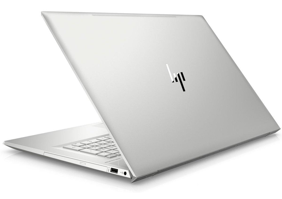 Ordinateur portable HP Envy 17-ce1002nf Argent - SSD, MX250 - photo 1