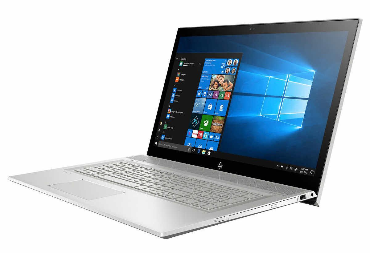 Ordinateur portable HP Envy 17-ce1002nf Argent - SSD, MX250 - photo 3