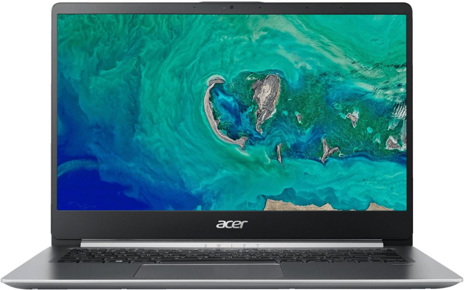 Image du PC portable Acer Swift 1 SF114-32-P3BW Argent - Gemini Lake SSD IPS
