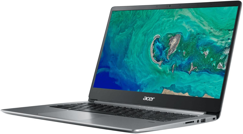 Ordinateur portable Acer Swift 1 SF114-32-P3BW Argent - Gemini Lake SSD IPS - photo 2