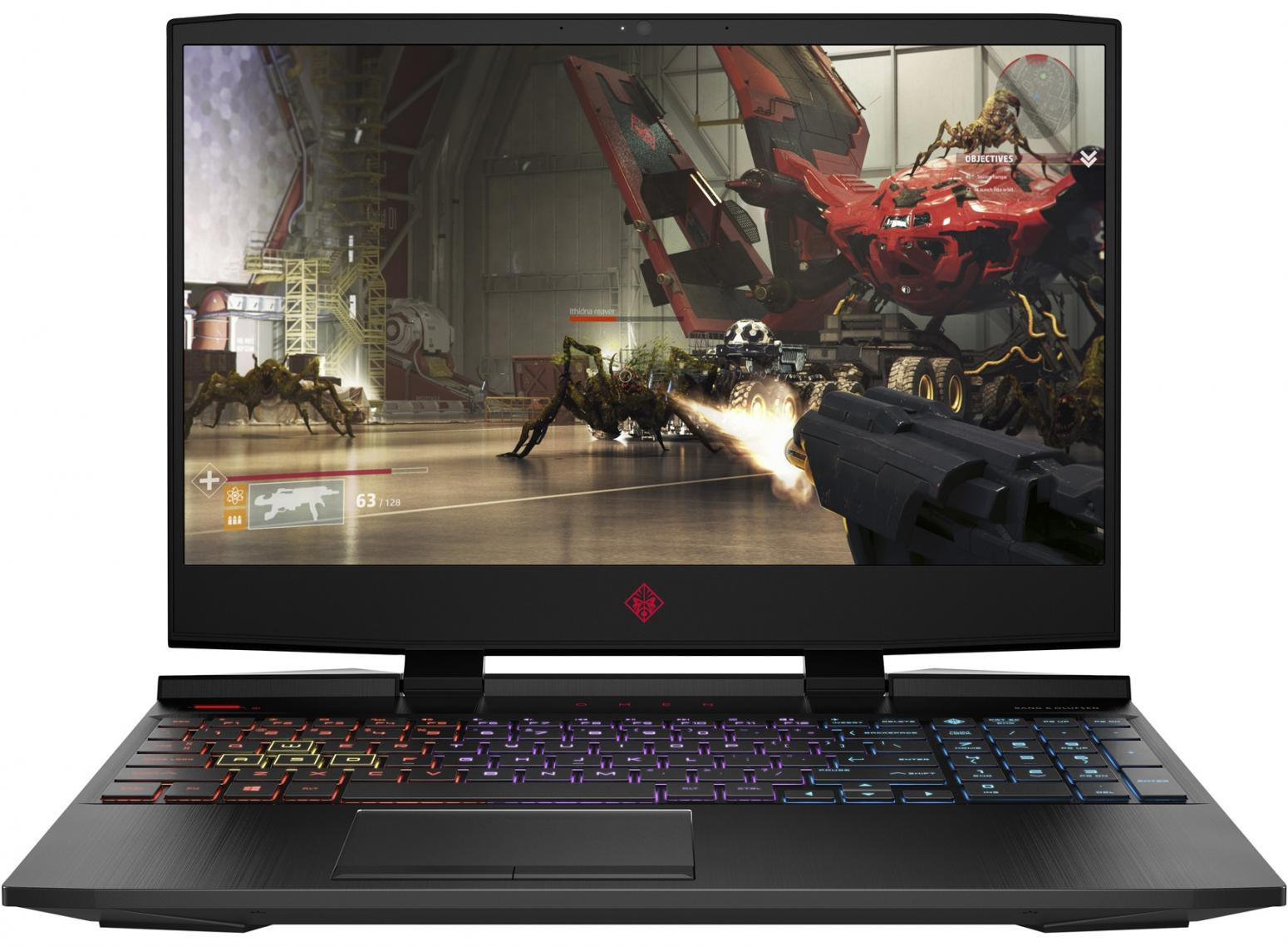 Image du PC portable HP Omen 15-dc0014nf - IPS 144 Hz G-Sync, GTX 1060