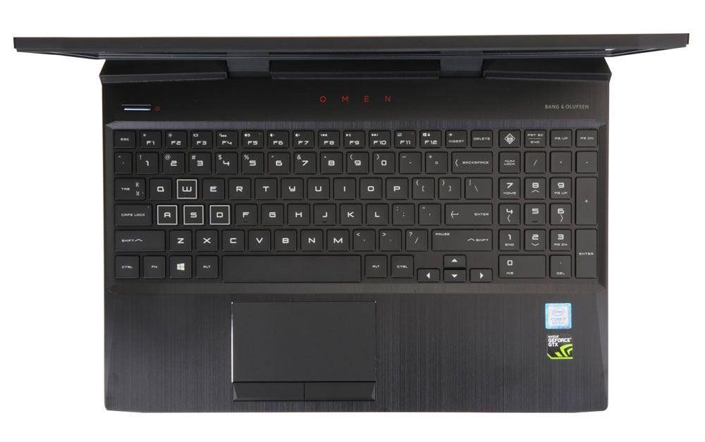 Ordinateur portable HP Omen 15-dc0014nf - IPS 144 Hz G-Sync, GTX 1060 - photo 5