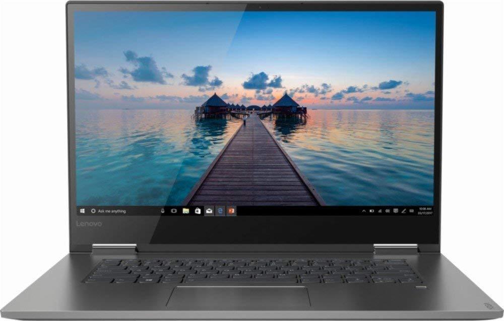 Ordinateur portable Lenovo Yoga 730-15IWL (81JS002VFR) Gris - photo 2