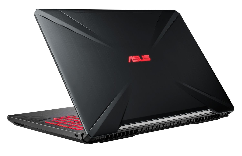 Image du PC portable Asus TUF FX504GD-DM1149T Noir - GTX 1050, Intel Optane