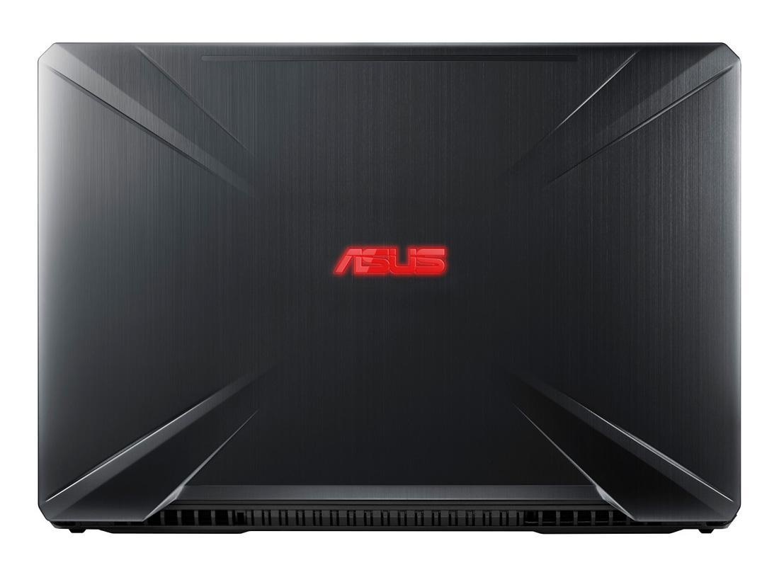 Ordinateur portable Asus TUF FX504GD-DM1149T Noir - GTX 1050, Intel Optane - photo 2