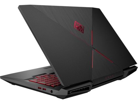 Image du PC portable HP Omen 17-an105nf - GTX 1070 G-Sync IPS 120Hz Coffee