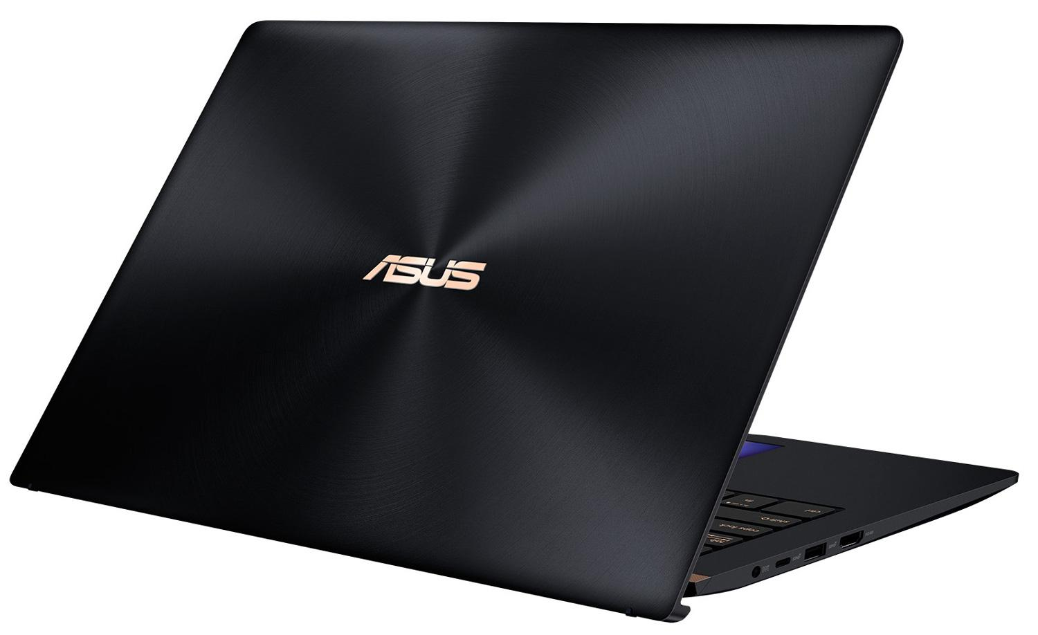 Ordinateur portable Asus ZenBook Pro UX480FD-BE068T - GTX 1050 Max-Q, ScreenPad, Whiskey Lake - photo 5