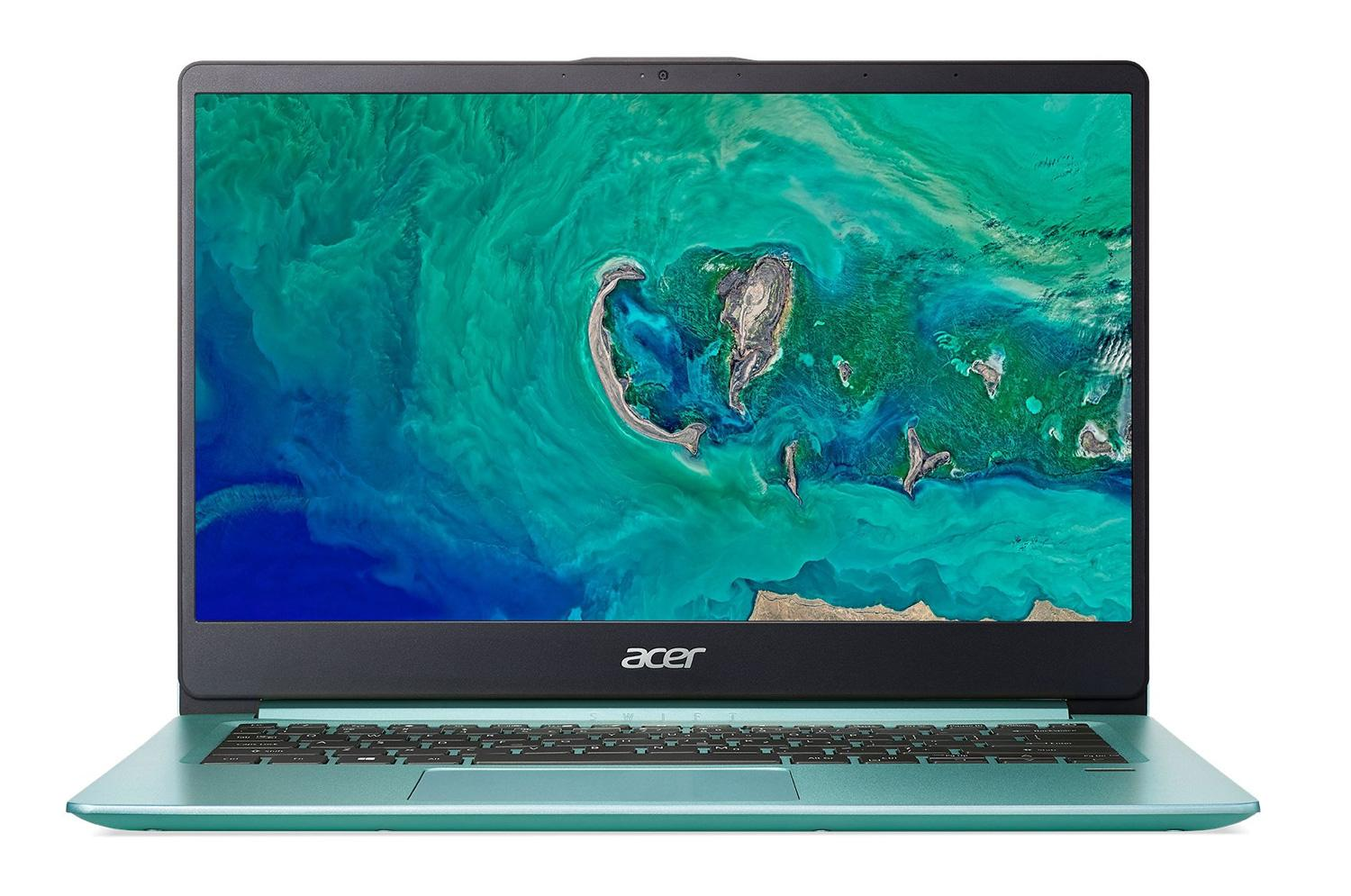 Ordinateur portable Acer Swift 1 SF114-32-P5EC Vert - Gemini Lake SSD IPS - photo 2