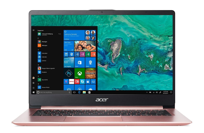 Acer Swift 1 SF114-32-P0C0 Rose - Gemini Lake Windows S : les meilleurs prix