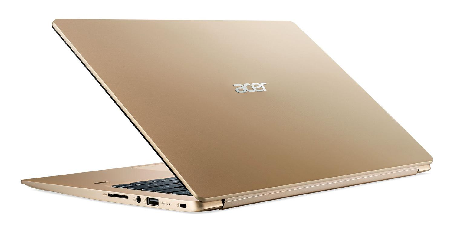 Image du PC portable Acer Swift 1 SF114-32-P6W2 Or - Gemini Lake SSD IPS