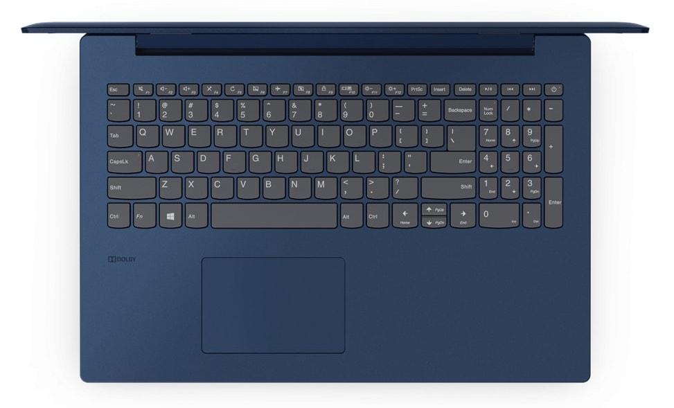 Ordinateur portable Lenovo IdeaPad 330S-14IKB (1) Bleu Nuit - SSD - photo 4