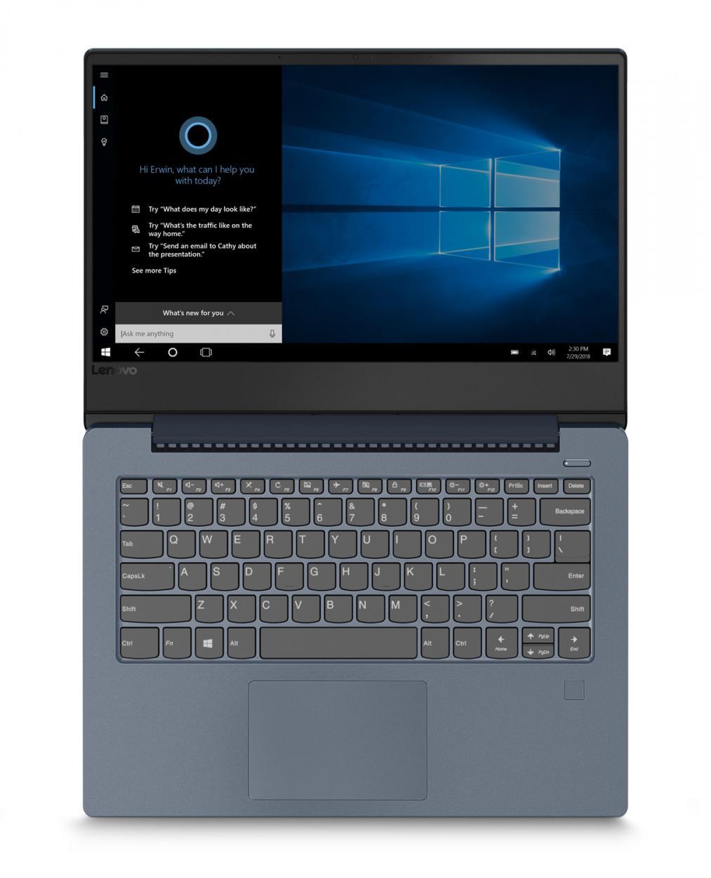 Ordinateur portable Lenovo IdeaPad 330S-14IKB (1) Bleu Nuit - SSD - photo 5