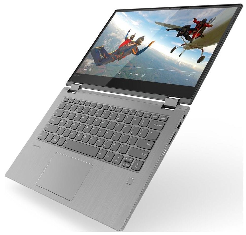Ordinateur portable Lenovo Yoga 530-14ARR (81H9002SFR) Noir - Ryzen 5, SSD 512 Go - photo 4