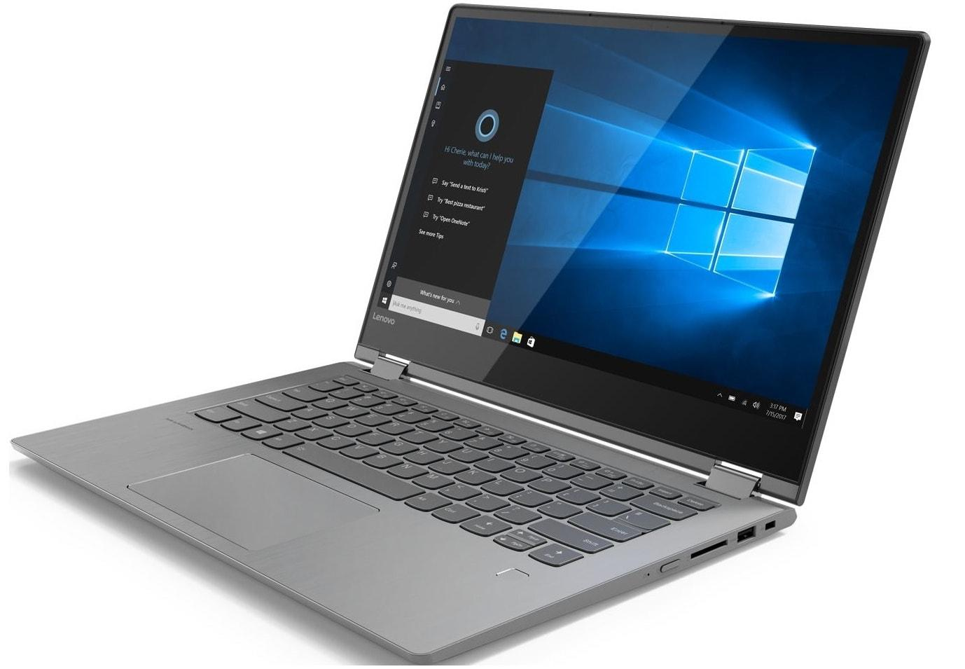 Ordinateur portable Lenovo Yoga 530-14ARR (81H9002SFR) Noir - Ryzen 5, SSD 512 Go - photo 5