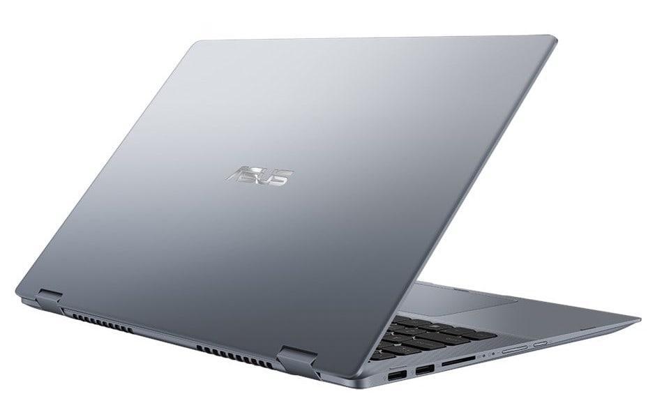Ordinateur portable Asus VivoBook Flip TP412UA-EC141T tactile Grey Metal - photo 6