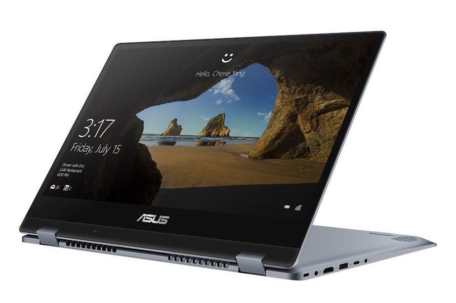 Ordinateur portable Asus VivoBook Flip TP412UA-EC141T tactile Grey Metal - photo 7