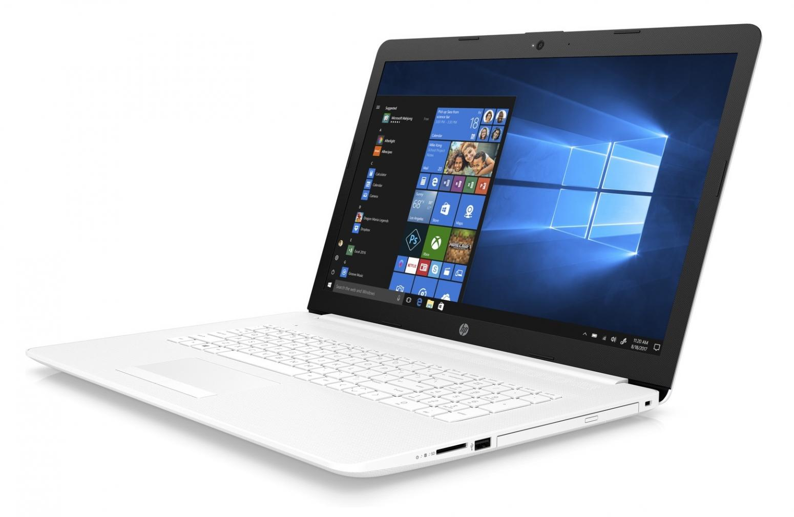 Ordinateur portable HP 17-by0071nf Blanc - SSD - photo 3