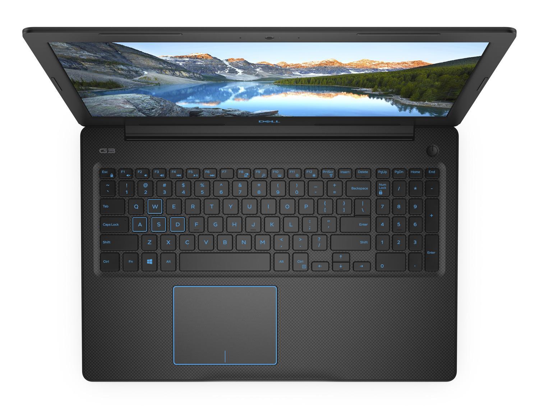 Ordinateur portable Dell Inspiron Gaming G3 15-3579 (LOKI-G-15CFL1901_425) Noir - GTX 1050 Ti, SSD, i7 - photo 3