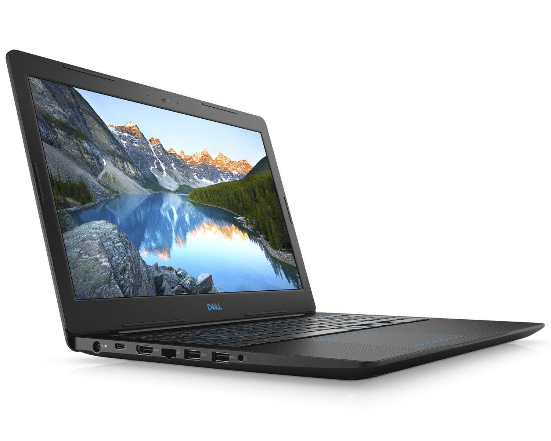 Image du PC portable Dell Inspiron Gaming G3 17 3779 1901 (LOKI-G-17CFL1901-209-P) Noir - GTX 1060, SSD, i5