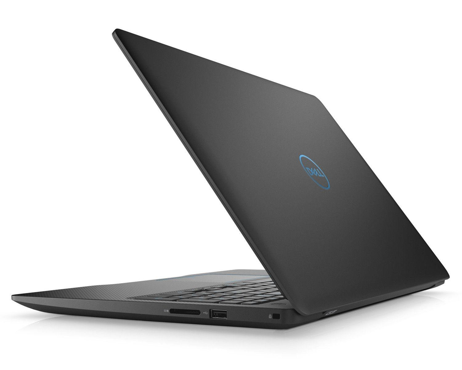 Ordinateur portable Dell Inspiron Gaming G3 17 3779 1901 (LOKI-G-17CFL1901-209-P) Noir - GTX 1060, SSD, i5 - photo 2