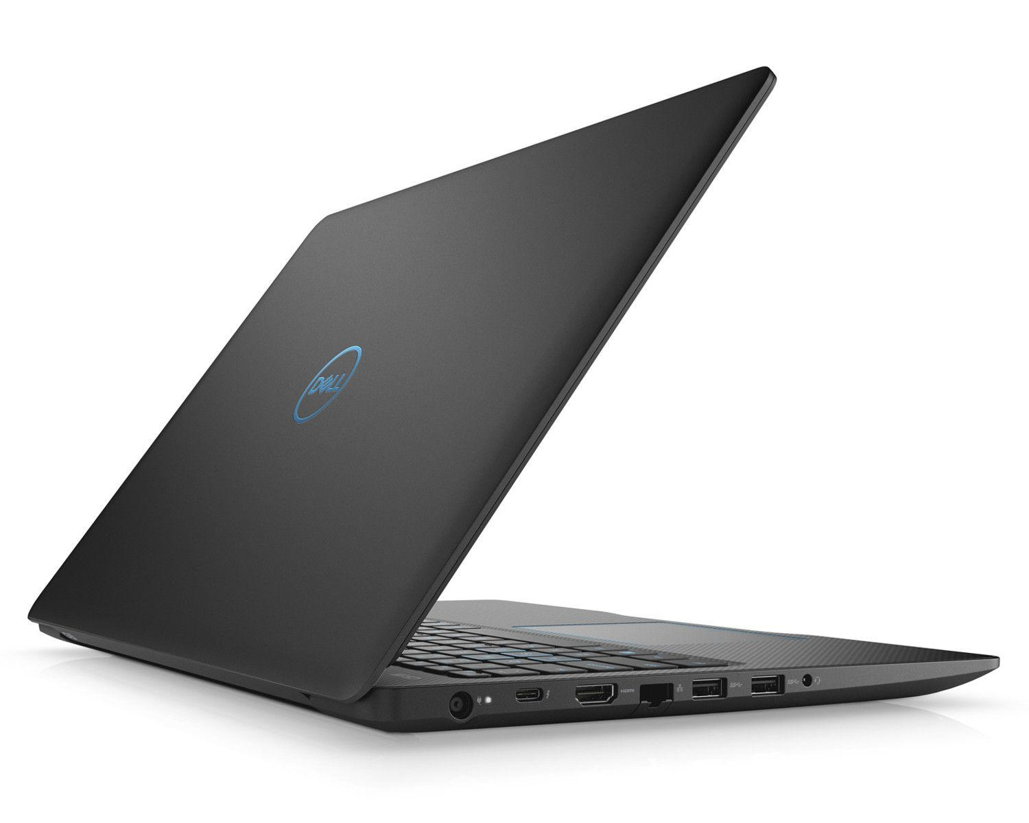 Ordinateur portable Dell Inspiron Gaming G3 17 3779 1901 (LOKI-G-17CFL1901-209-P) Noir - GTX 1060, SSD, i5 - photo 4