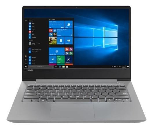 Image du PC portable Lenovo IdeaPad 330S-14IKB (81F400CTFR) Argent - Radeon 535
