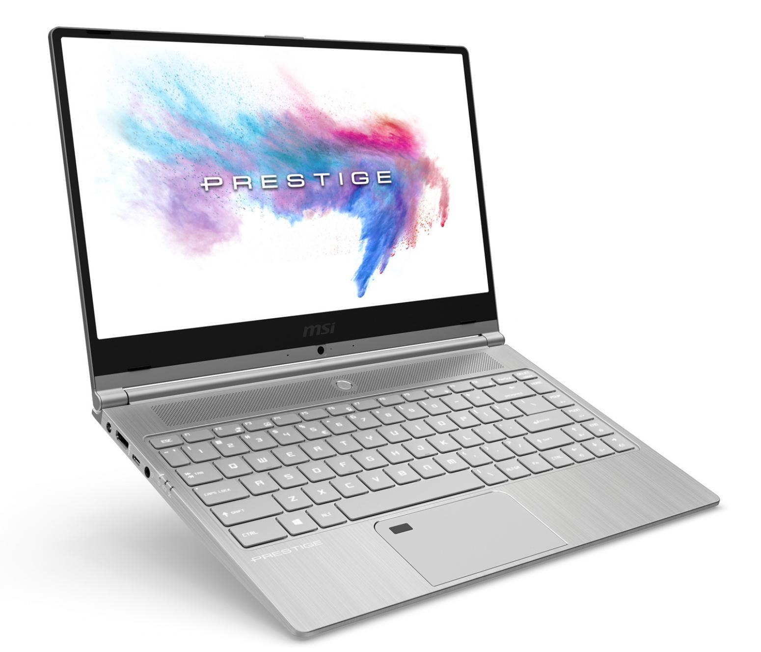 Image du PC portable MSI PS42 8RB-291FR Argent - MX150