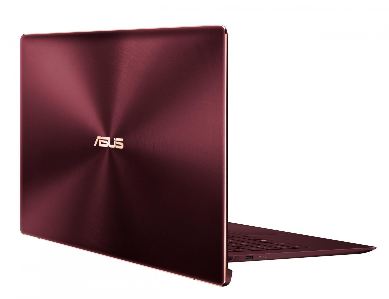 Ordinateur portable Asus Zenbook S UX391UA-ET082T Rouge Bordeaux - photo 3