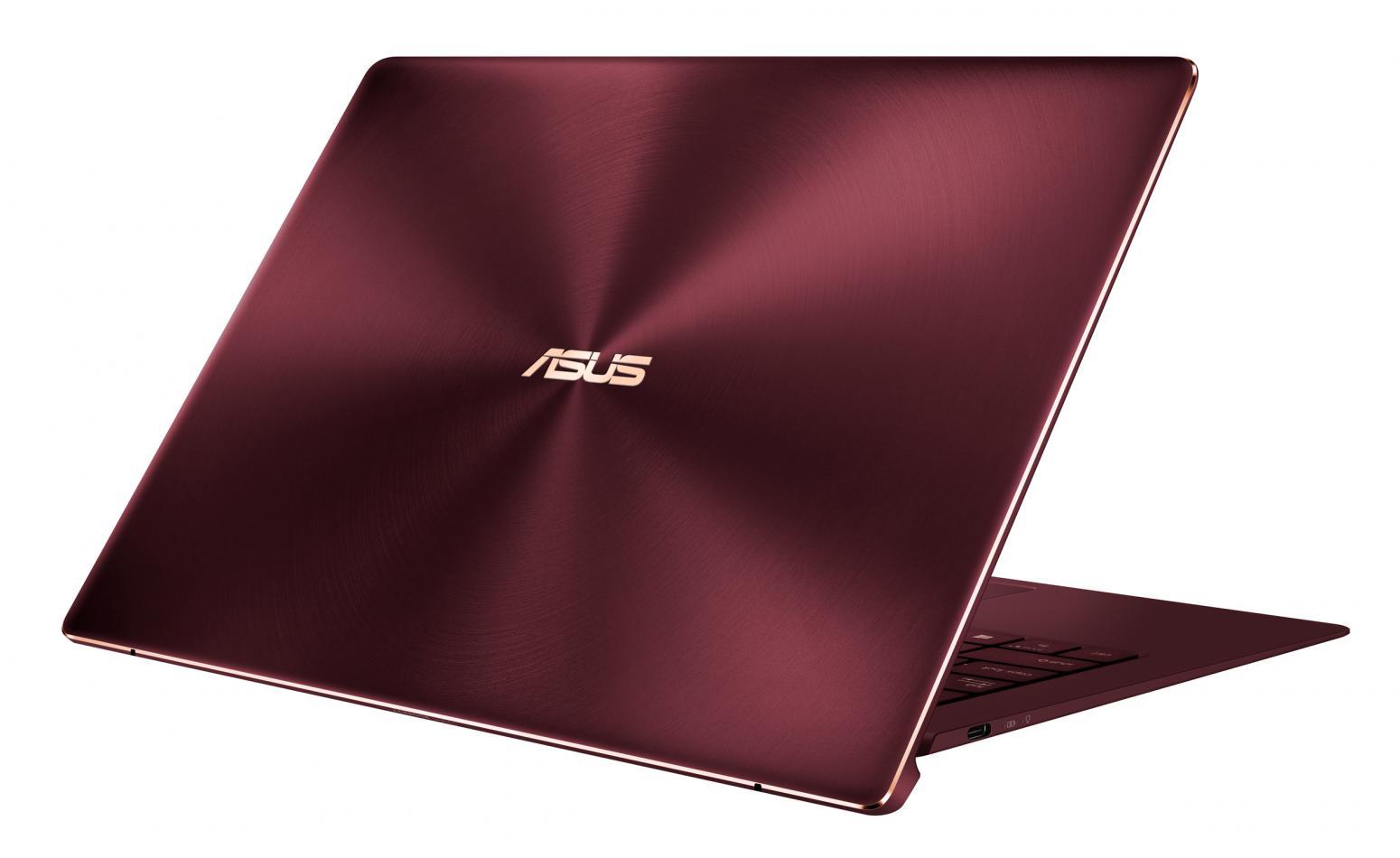 Ordinateur portable Asus Zenbook S UX391UA-ET082T Rouge Bordeaux - photo 4