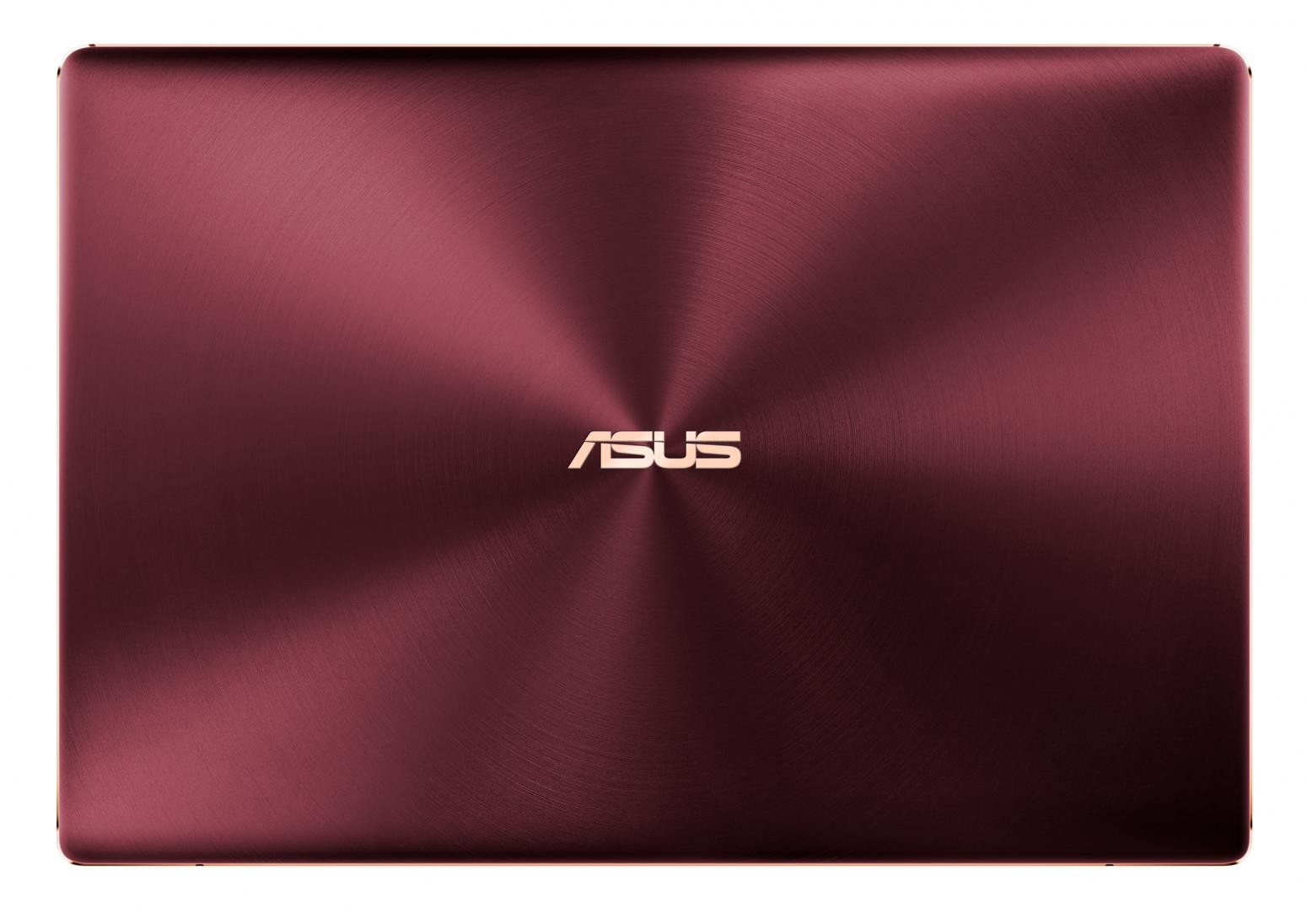 Ordinateur portable Asus Zenbook S UX391UA-ET082T Rouge Bordeaux - photo 5