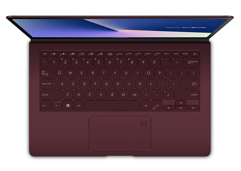 Ordinateur portable Asus Zenbook S UX391UA-ET082T Rouge Bordeaux - photo 7
