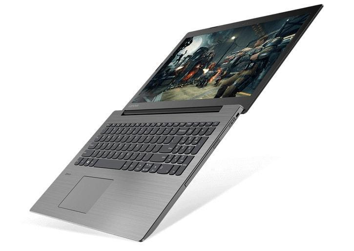 Image du PC portable Lenovo IdeaPad 330-15ARR (81D200DTFR) Noir - Ryzen 5, SSD