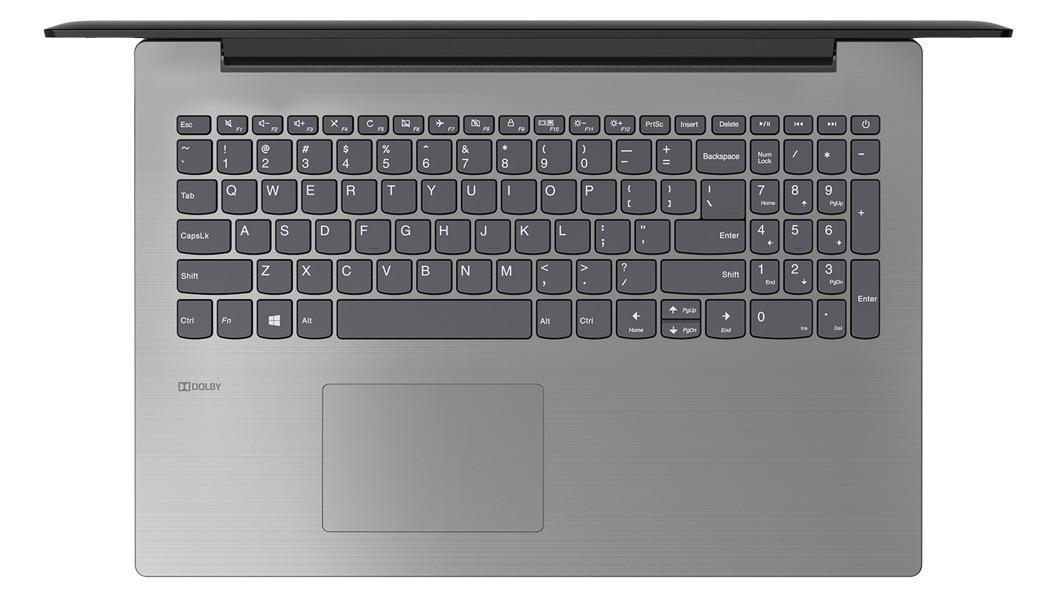 Ordinateur portable Lenovo IdeaPad 330-15ARR (81D200DTFR) Noir - Ryzen 5, SSD - photo 3
