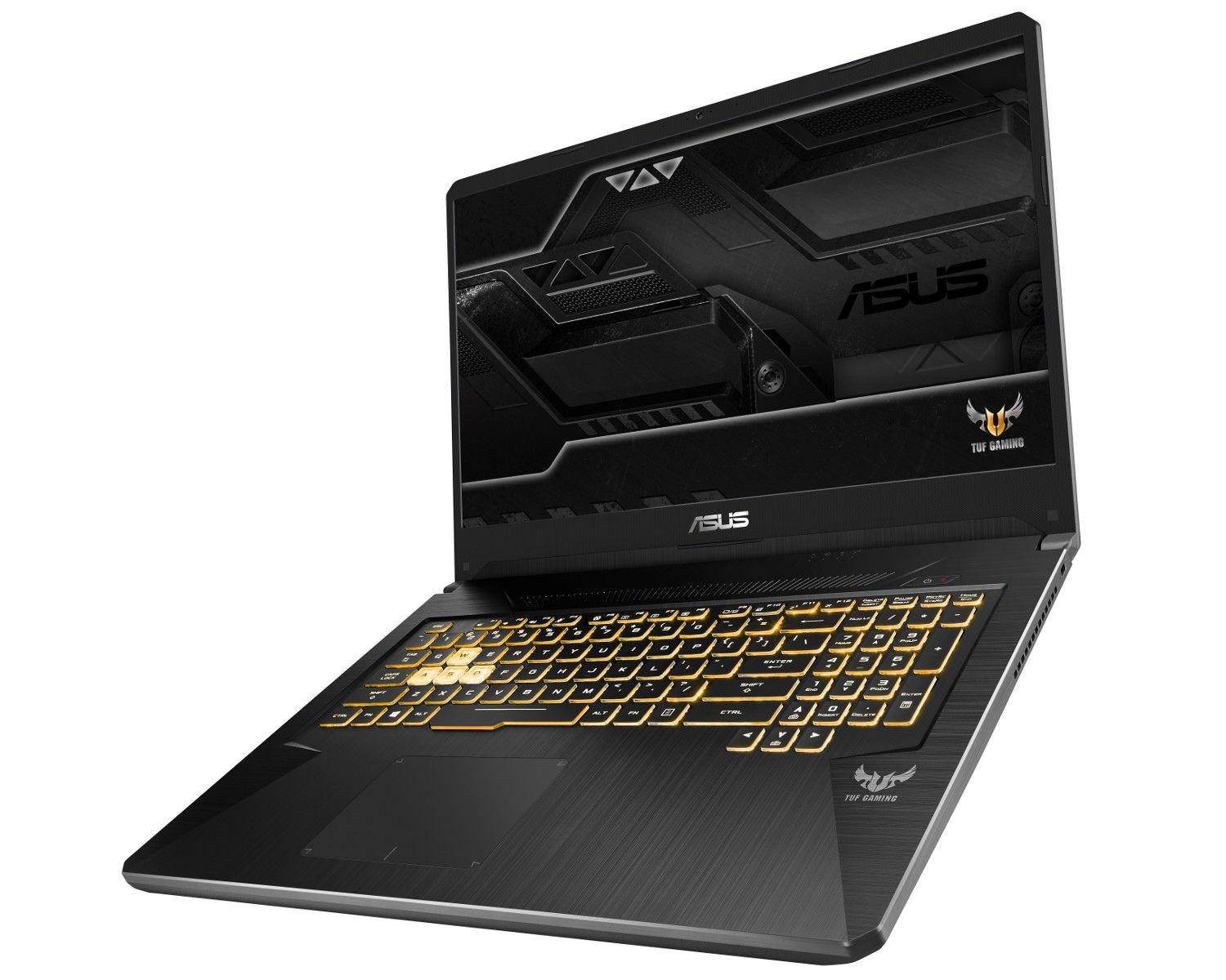 Ordinateur portable Asus TUF 765GM-EV149T Noir/Gold - GTX 1060 144 Hz - photo 2